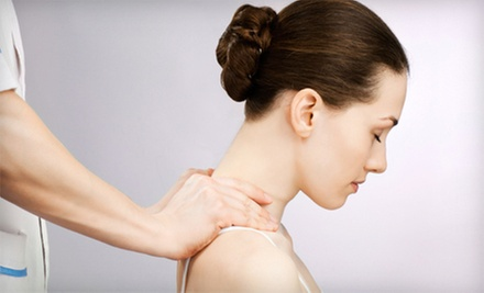 Chiropractic Exam, Adjustment, and One or Two 60-Minute Massages at Silicon Valley Chiropractic Center (Up to 93% Off)