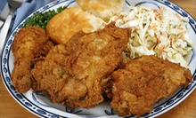Comfort Food for Two or Four at Miss Maude's Spoonbread Too (Up to 52% Off)