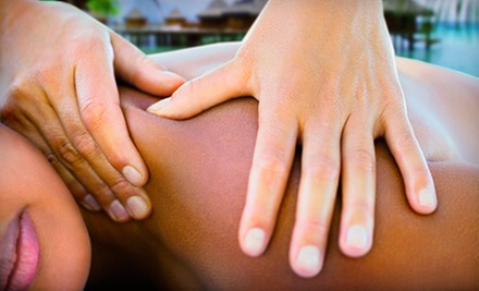 One-Hour Swedish, Deep-Tissue, or Thai Massage at Back in Balance (Half Off)