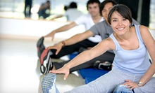 One or Two Months of Group Fitness Training at Workout Time LLC (Up to 71% Off)