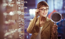Prescription Frames and Lenses with Option for Eye Exam at iFocus Vision Center (Up to 81% Off)
