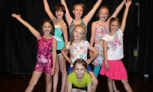 One or Two Months of Kids' Dance Classes at Studio 48 Dance (Up to 56% Off)
