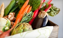 Standard or Produce Lover Box with Delivery from A&A Organics (Up to 51% Off)