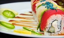 $6 for $12 Worth of Sushi and Pan-Asian Food at Blu Sesame. May Combine Groupons at Larger Tables.
