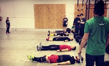 $49 for an Eight-Week CrossFit Fundamentals Program at CrossFit Zionsville ($149 Value)