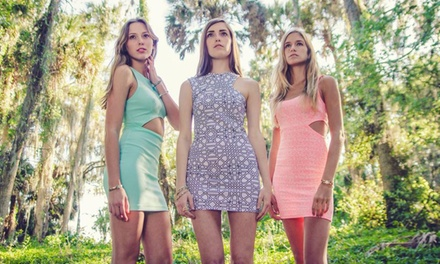 $21 for $40 Toward of Apparel and Accessories at Wolfgang Boutique