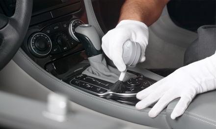 Atlantic Car Wash — 3 localizações: limpeza interior profunda a automóvel desde 29,90€