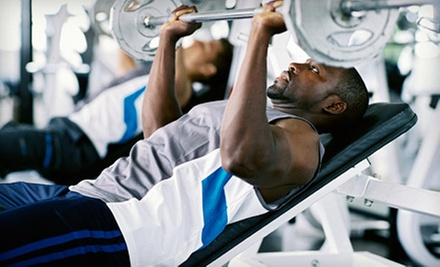 $19 for 10 Visits to Gold's Gym (Up to $150 Value)
