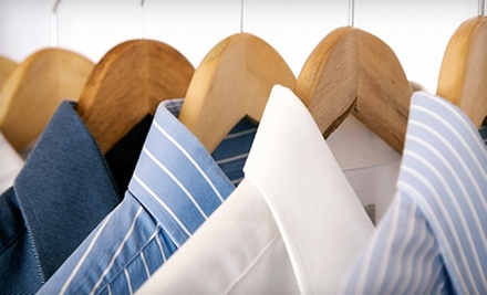 Dry Cleaning or Wedding-Dress Preservation at Max Precision Cleaners (Half Off). Five Options Available.