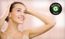 Laser Hair-Removal Treatments at Simplicity Laser Hair Removal (Up to 90% Off). Five Options Available.