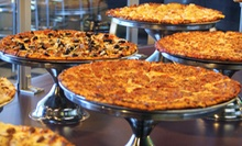 Pizza and Beer Samplers for Two or Four at Pizanos Pizza (Up to Half Off)