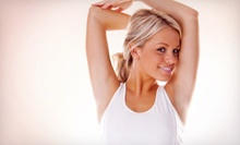 Six Laser Hair-Removal Sessions on a Small, Medium, or Large Area at Hoboken Medical Aesthetics (Up to 91% Off)