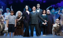 """The Addams Family"" Musical at Fox Theatre on June 14–15 (Up to 48% Off)"