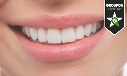 Dentalis — Paço dArcos: 1, 2 ou 3 implantes dentários com coroa de zircónio, consultas e destartarização desde 549€