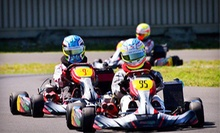 $99 for a Two-Hour F1-Style Kart-Racing Workshop at SIMA International Motorsports Academy ($199 Value)