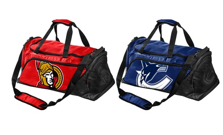 Forever Collectibles NHL Medium Locker Room Duffle Bags