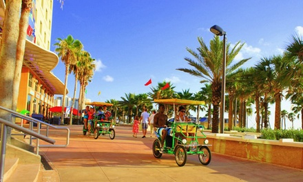 Boat or Bike Rentals from Wheel Fun Rentals (44% Off)