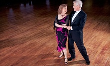 $39 for a Dance-Class Package at Arthur Murray Dance Studio ($312.50 Value)