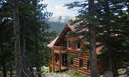 2-Night Stay for Two at The Silver Lake Lodge in Idaho Springs, CO. Combine Up to 4 Nights.