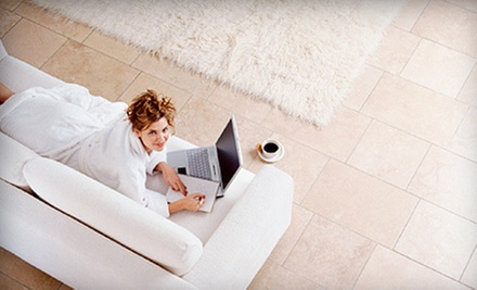 Upholstery, Carpet, or Tile Cleaning from Dirt Free Carpet and Tile Cleaning (Up to 67% Off)