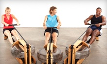 5, 10, or 20 Indo-Row and ShockWave Fitness Classes at GCMC (Up to 61% Off)