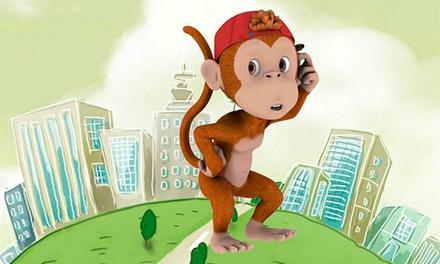 Teatro Turim — Benfica: bilhete para o espetáculo O Macaco do Rabo Cortado por 4€