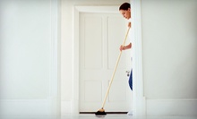 One or Two Housecleaning Sessions from Green Clean Professional Cleaning &amp; Consulting Service (Up to 60% Off)