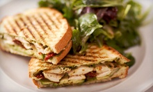 Caf Cuisine at Sacks on the Beach (Up to 52% Off). Two Options Available.