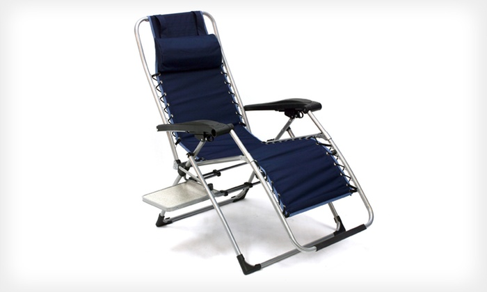 $59 for an Anti Gravity Lounge Chair