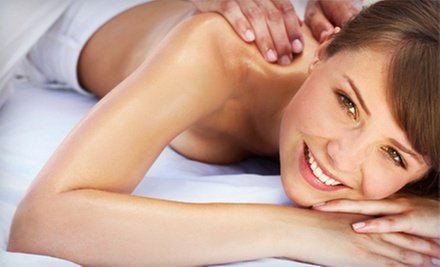 60- or 90-Minute Deep-Tissue Massage at Taylor'ed Touch Massage (Up to 57% Off)