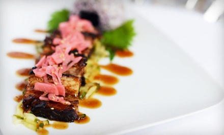 Modern Japanese Cuisine for Lunch or Brunch at Kyotofu (Up to 52% Off). Two Options Available.