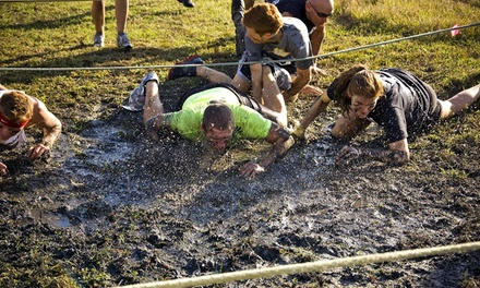 $39 for Xtreme Mud Warrior Race Registration for One at Omega Ranch on Saturday, November 1 ($65 Off)