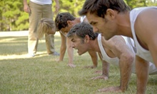 $79 for Two Months of Fit Camp Classes at Warrior Fitness Center ($299.98 Value)
