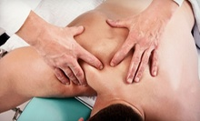 One or Three Massages or Three K-Laser Treatments at Atlantic Grove Chiropractic & Rehabilitation (Up to 79% Off)