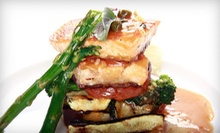Three-Course Italian Dinner with Wine for Two, Four, or Six at Polentoni (Up to 70% Off)