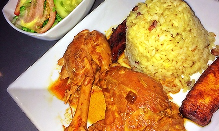 Latin American Food at Kelso Restaurant (Up to 60% Off). Four Options Available.