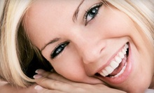 One or Two Teeth-Whitening Treatments at Pearly Whites (58% Off)