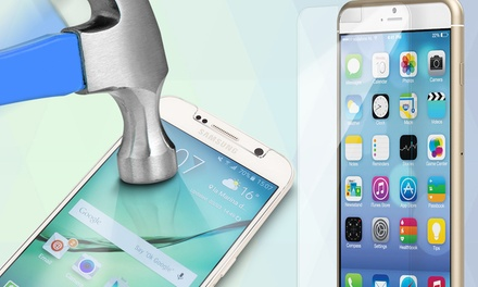 ShatterGuardz Tempered Glass Screen Protectors for iPhone and Galaxy Models from $3.99–$8.99