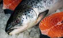 $15 for $30 Worth of Fresh-Caught Seafood at #1 Fish Market 