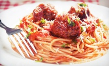 $10 for $20 Worth of Specialty Pizza, Pasta, and Italian Food at Rotelli