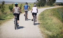 $69 for Electric-Bike Lighthouse Tour with Lunch from Summer Feet Cycling ($125 Value)
