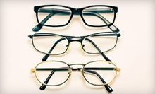 Prescription Glasses with Optional Eye Exam at Mers Optical (Up to 83% Off)