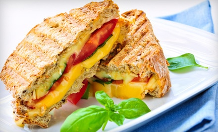 Breakfast, Lunch, or Catering from Trios Deli (Up to 56% Off)