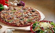 $20 for a Pizza Meal with Toasted Ravioli, Provel Cheese Bites, and House Salad for Two at Imo's Pizza ($40.50 Value)