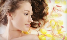 One Microdermabrasion with Fruit-Enzyme Peel and Masque or Four Microdermabrasions at World of Health (Up to 53% Off)