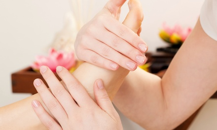 Reflexology Treatment with Optional Aromatherapy, or Reflexology Package at I've Got the Touch (Up to 55% Off)