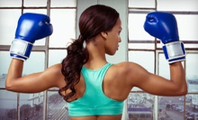 Fitness Package or a Boot-Camp Package at MAX10 Fitness & Boot Camp (Up to 79% Off)