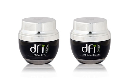 dfi Aging Anti-Aging Cream and Facial Peel Set