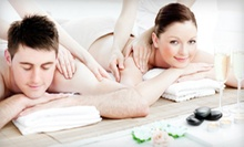 60-Minute Swedish Massage for Two with Optional 60-Minute Facial for Two at Plush Salon &amp; Spa (Up to 60% Off)