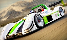 Racetrack Driving Experience at Spring Mountain Motor Resort and Country Club (Up to 63% Off). Three Options Available.